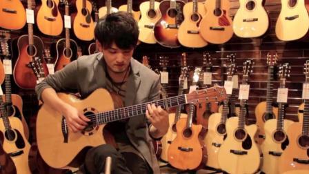 美诗特吉他来自日本的弹奏视频2 Maestro in Japan