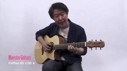 美诗特吉他来自日本的弹奏视频3 Maestro in Japan