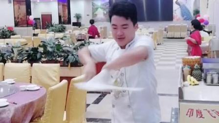 花式功夫飞饼