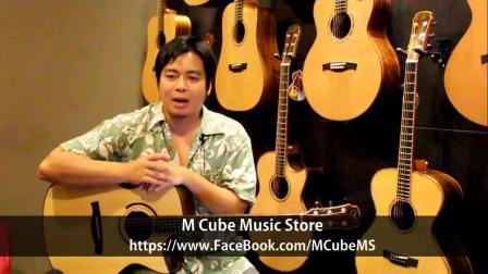 美诗特吉他来自泰国的讲解和演奏视频2 Maestro in Thailand