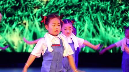 榆林市梦之舞艺术培训中心《劳动最光荣》参加2018中国梦想.童心同梦少儿才艺大赛榆林选区 指导老师:刘凯梦