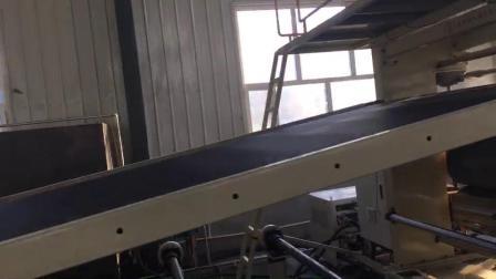 长春环保型汽车内饰片材生产现场