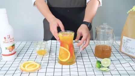 水果茶茶制作方法: 超级水果茶的做法,也可以做成热的哦