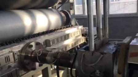 环保型汽车内饰片材生产线