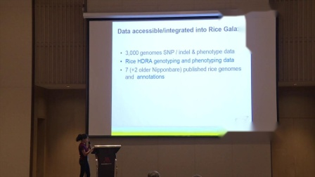 Rice Galaxy:植物科学的开放资源