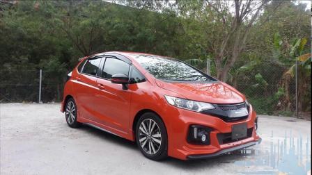 Honda  JAZZ_FIT_(GK5改)