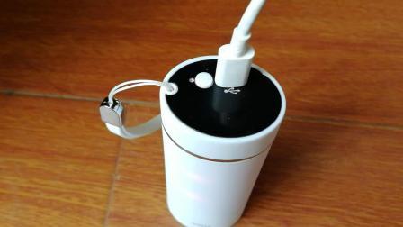 南卡蓝牙耳机充电盒充电测试