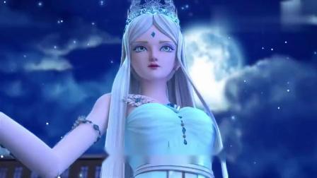 《精灵梦叶罗丽》罗丽为了救舒言只能眼真真的看冰公主把主人带走