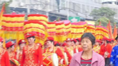 2018漳州市.芗城区.浦南镇后林社莲花庵七周年庆典[下集]