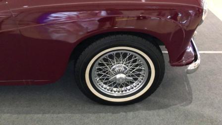 曾经最畅销的戴姆勒--1955年款Daimler dj250 Conquest