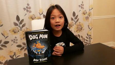 Irene Book Review Dog Man