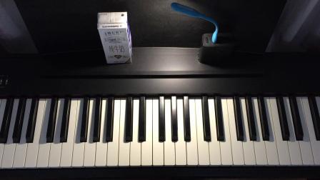 假装会弹琴之菜鸟流行键盘入门的分享51-4566和6456