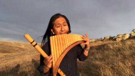 Playing for my ancestors, live by Edgar Muenala