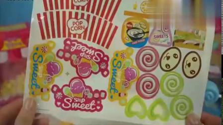亲子丨玩具:冰淇淋糖果贩卖车玩具