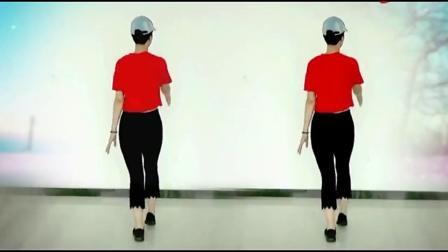 广场舞《又见山里红》16步教程