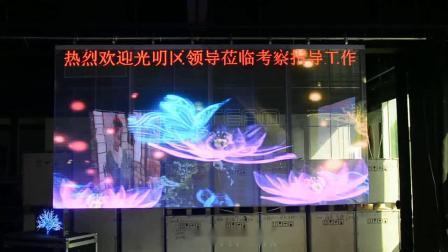 3大系列LED透明屏幕视频 高通透轻薄