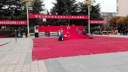 绣红旗,红梅赞一一表演唱,京剧