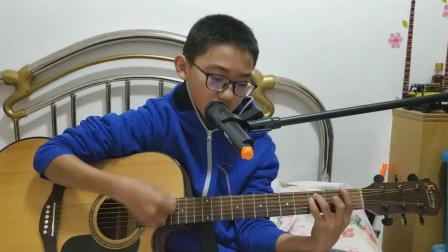 沙漠骆驼吉他弹唱