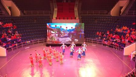 表演单位:长航集团艺术团,舞蹈《土家情》