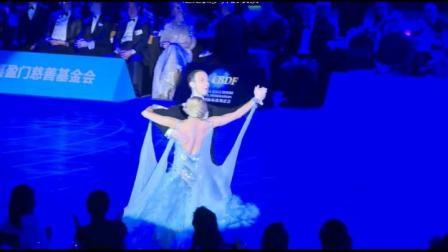 上海喜盈门第二届国际标准舞世界公开赛 巨星表演A:摩登舞(合并)_20181124