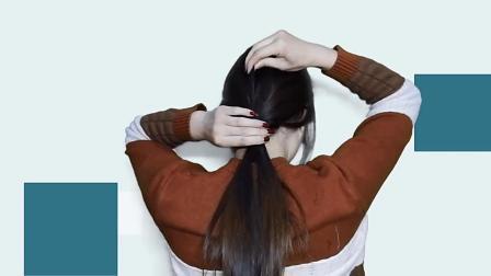 真人编发,40岁女人别再傻傻去烫发了,这款发型扎上减龄还超美