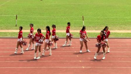 2013 校運會 啦啦隊表演