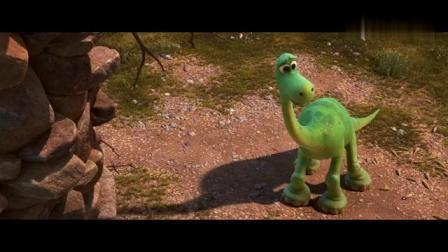 恐龙当家:可怜的侏儒恐龙比起哥哥们矮得太多了,而且一直长不大
