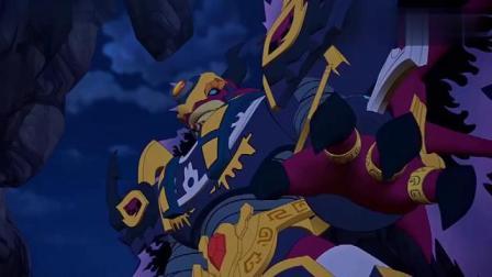 斗龙战士;灭世屠龙,快把阿迪交出来