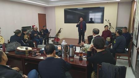 邢台票友演唱的《赵氏孤儿》我魏绛……20181124_