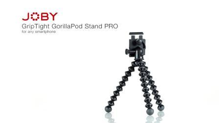 JOBY GorillaPod三脚架+GripTight PRO手机夹