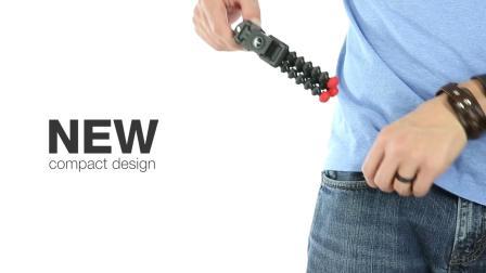 JOBY GripTight ONE手机夹+磁吸三脚架(带蓝牙)