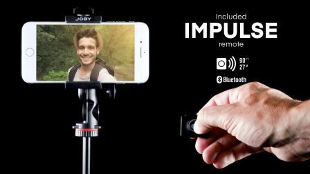JOBY TelePod PRO可升降手机支架
