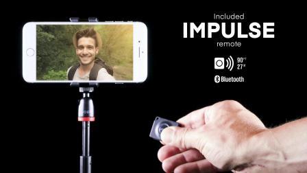 JOBY TelePod可升降手机支架套装