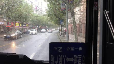 奶咖拍摄 - ❉112路(区间) 博闻欧式电显Z0A-0268 大华新村→人民广场