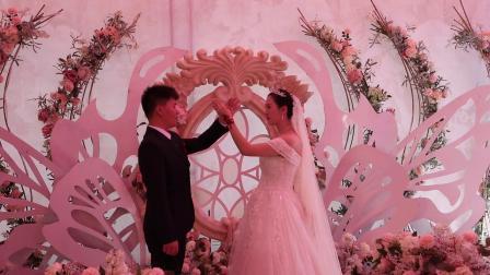 10.05彭湖+王淑芳婚礼全程