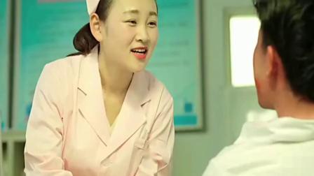 年轻的护士问男子:打针怕疼吗?男子说不怕,这下可惨了