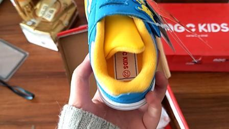 给肥总买的ABC的童鞋,实拍