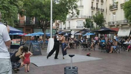 阿根廷街头Tongo