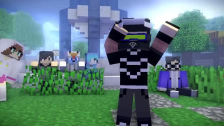 我的世界动画-头盔挑战-JG I