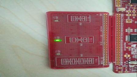 CY8CKIT-149  PWM测试