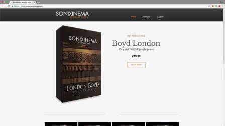 sonixinema london boyd