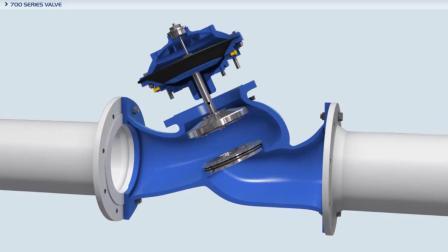700 ES系列双腔式驱动装置 700ES Series - Double chamber actuator[HD,1280x720, Mp4]