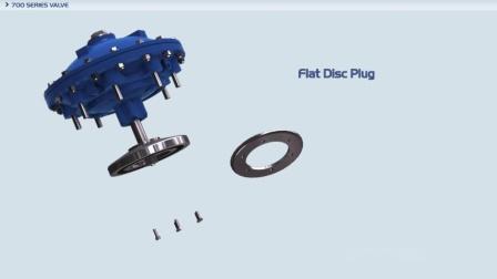 700ES系列 – V型节流塞700ES Series - V-port plug[HD,1280x720, Mp4]