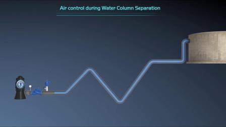 液柱分离 -供水系统Column Seperation