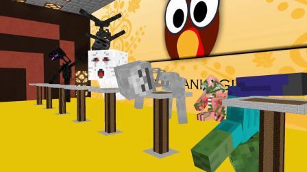 我的世界动画-感恩节烤鸡挑战-BennieFord625971