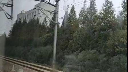 k1512次列车松江到上海南全程_高清