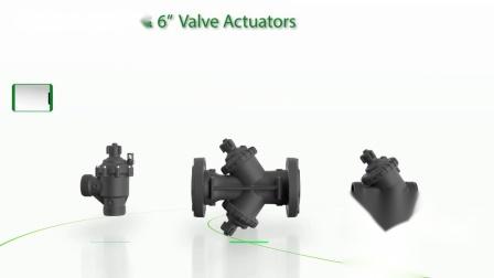 100系列阀门配置(3″L; 4″、6″)-100 Configurations 3L; 4 u0026 6 inch