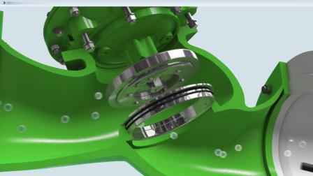 700ES系列阀门隔膜采用隔离式保护 700ES Isolated Diaphragm