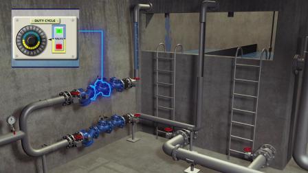 液位控制功能 Level Control Challenge