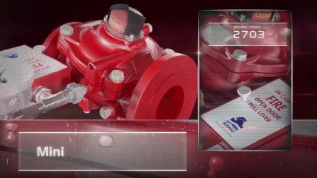 伯尔梅特Torrent系列阀门的特性和优点